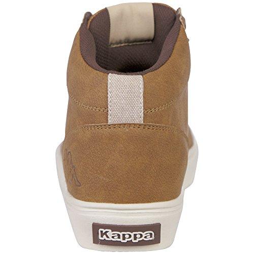 Kappa Tormes, Baskets Basses Mixte Adulte Beige - Beige (4141 Beige)