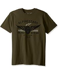 Alpinestars Men's T-Shirt Land Speed Tee, Men, Landspeed Tee