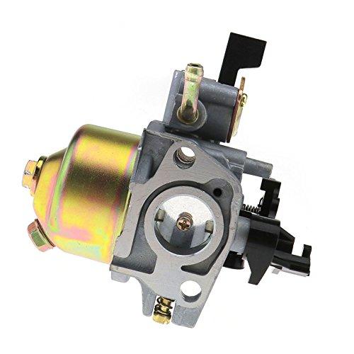 D2D Honda Vergaservergaser Ersatz für Honda Rasenmäher GXV120 GXV140 GXV160 HR194 HR195 HR214 HR215 HR216 mit Dichtung Kraftstoffleitung
