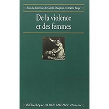 De la violence et des femmes