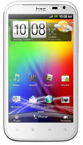 HTC Sensation XL 16GB Bianco