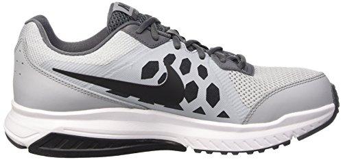 Nike Dart 11, Scarpe da Corsa Uomo Gris / Negro / Blanco (Wolf Grey/Black-Drk Grey-White)