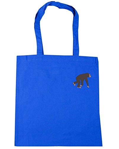 hippowarehouse-sac-de-plage-femme-bleu-