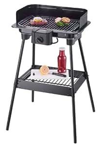 Severin PG 8523 Barbecue-Grill 2300W Nero