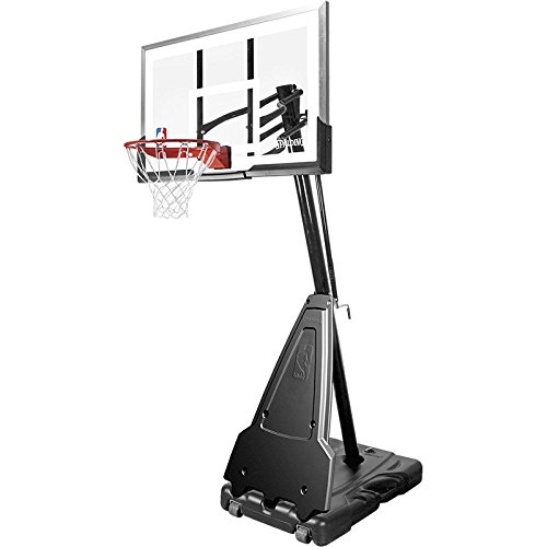 Spalding NBA Platinum Portable, Farbe Transparent