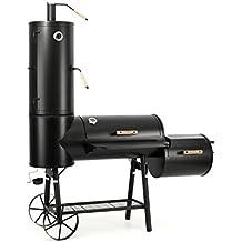 Klarstein Monstertruck Carrello Barbecue con Affumicatore (3 unità griglia, 4