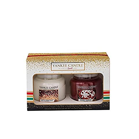 Yankee Candle Holiday Party Gift Set (2 Medium Jars)