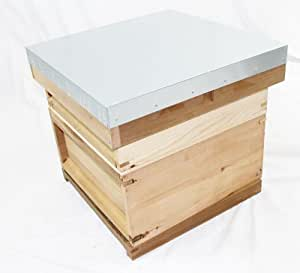 Easipet National Beehive with One Super Box 265