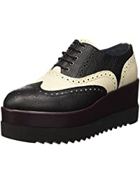 Pollini Sa10167i12th, Zapatos de Cordones Oxford Mujer