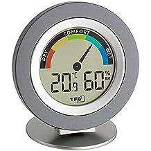 TFA Dostmann 30.5019 Cosy - Termómetro / hidrógrafo digital
