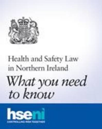 Health and safety law in Northern Ireland: what you need to know (pocket card)