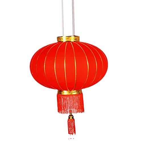 F Fityle DIY Handwerk Laternen Lantern MTI Quasten Dekorationen für Chinese New Year - L (Chinese Year Handwerk New)