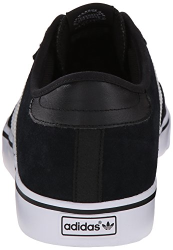 Adidas Performance Seeley Skate Shoe, frêne gris / blanc / noir, 4 M Us Black/White/Black