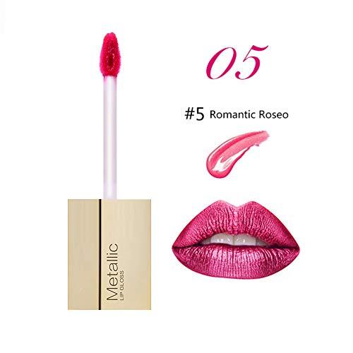 Aktionspreis,Lippenstift,PorLous Neu Beliebt Schönheit 1 STÜCK Gesichts Make-up Fogging Lippe Und Glasur Feuchtigkeitsspendend Feuchtigkeitsspendend 5