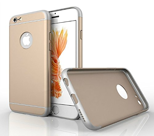 pronuk® Étui antichoc Armor or Iphone 6/6S