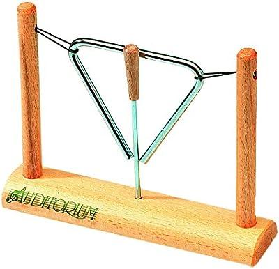 Gitre 733/L15 15 cm en forma de triángulo y no soporte de mesa