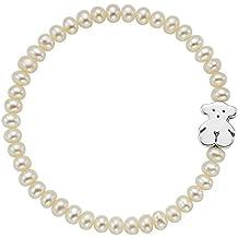 1791bc2d12bf Amazon.es  pulsera perlas tous