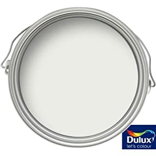 Dulux Once Pure Brilliant White - Gloss Paint - 2.5L
