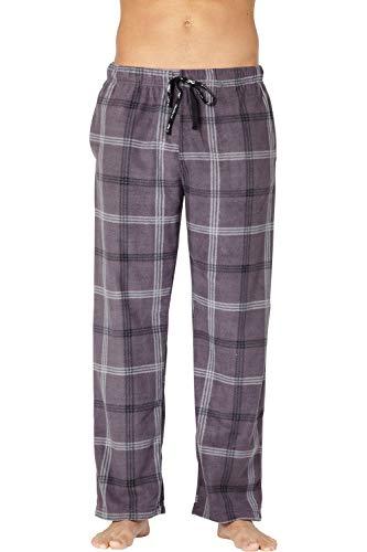 INTIMO Herren Pyjama, Hose Gr. XL, grau -
