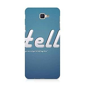 Hamee Designer Printed Hard Back Case Cover for Samsung Galaxy C9 Pro Design 5663