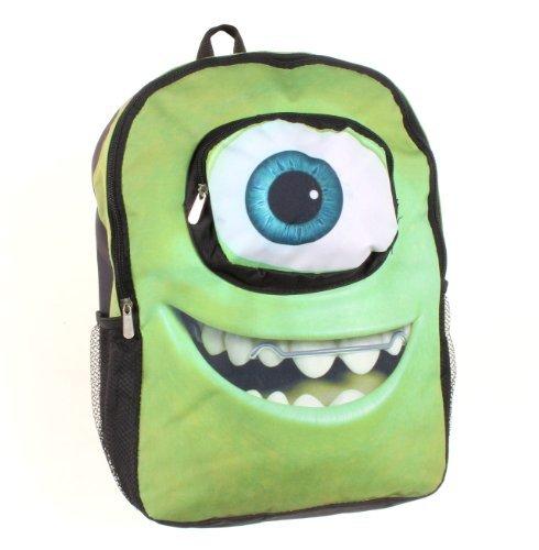 Disney Monsters Inc. Mike 16 Children's School Backpack by Monster University
