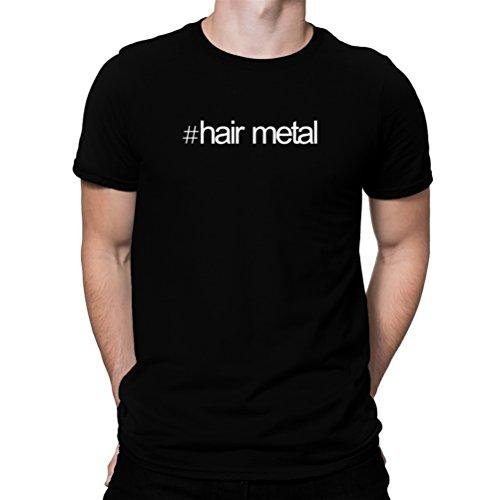 Maglietta Hashtag Hair Metal