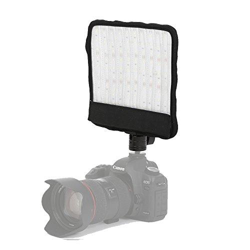 Falcon-Eyes-18W-Photo-Light-Portable-LED-Photo-Light-90pcs-Flexible-LED-Photo-Light-RX-8T-with-diffuser