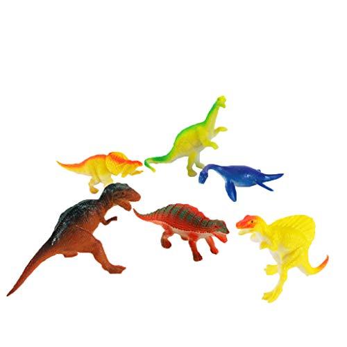 Tianya Juguetes de dinosaurios educativos - Figuras de...