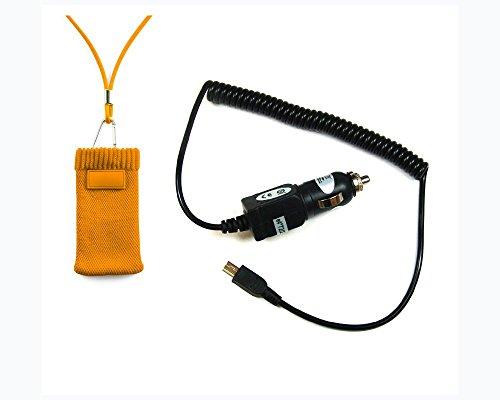 Max Bold Curves (KFZ-Ladekabel (12V/24V) für micro USB 1A)