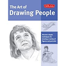 The Art of Drawing People: Discover Simple Techniques for Drawing a Variety of Figures and Portraits (Collector's series) (Paperback) - Common