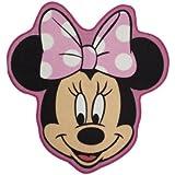 Character World - Alfombra con forma de Minnie Mouse de Disney, varios colores