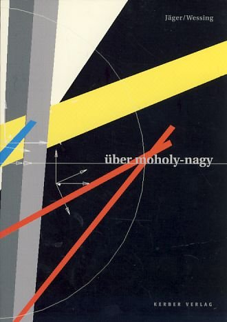Über Moholy-Nagy Buch-Cover