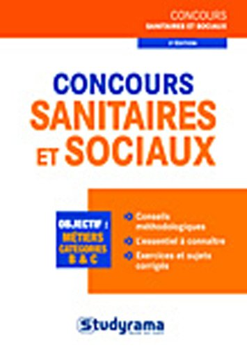 Concours sanitaires et sociaux
