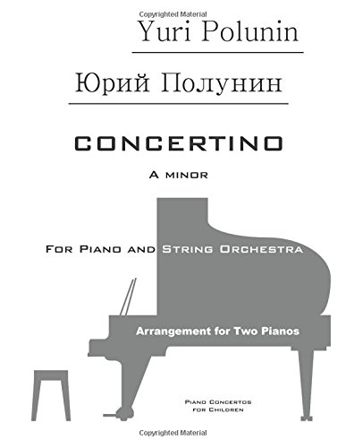 Polunin. Concertino in a minor
