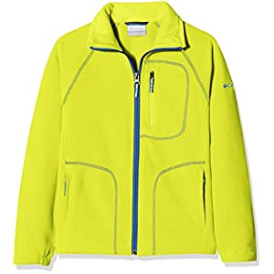 Columbia Fleecejacke für Kinder, Fast Trek II Full Zip Fleece Jacket, Polyester, WY6779