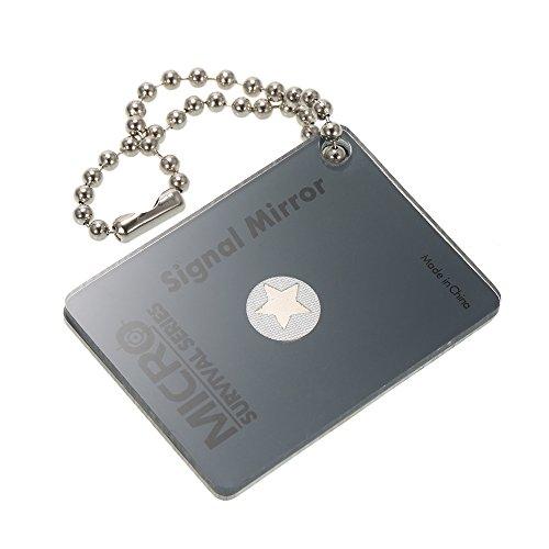 41tXaooOSRL. SS500  - Lixada Multifunctional Survival Emergency Rescue Singnal Mirror Signaling Device Outdoor Tool