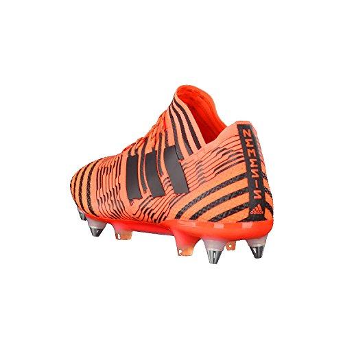 adidas Herren Nemeziz 17.1 SG Fußballschuhe Orange (Narsol/Negbas/Rojsol)