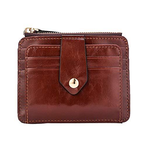 Bfmyxgs schöne Handytasche für Frauen mädchen Vintage männer Brieftasche Kurze brieftaschen multifunktionale geldbörse münzfach Halter Handtasche Handtasche Handytasche geldbörse