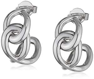 Calvin Klein - KJ44BE010100 - Boucles d'Oreille Femme - Acier Inoxydable