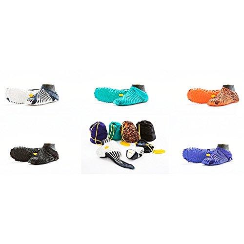 Vibram FiveFingers Furoshiki–Chaussures enveloppantes - Divers coloris White/Flower