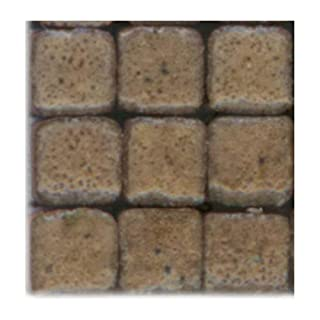 ALEA Mosaic Mosaic-Minis (3x3x2mm), 500 pieces, Ochre brown, RC03
