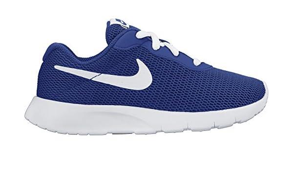 Nike Jungen Tanjun (PS) Laufschuhe, Azul (Game Royal/White), 28.5 EU