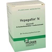 HEPAGALLIN N 100St Dragees PZN:4491934 preisvergleich bei billige-tabletten.eu