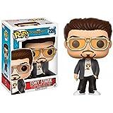 Funko - Figurine Marvel -Spider-Man Homecoming Tony Stark Pop 10cm - 0889698143530