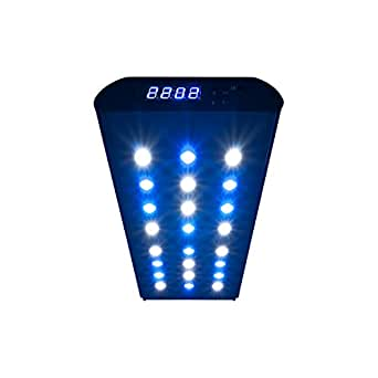 eSmart Germany Sea Nemo 1 Aquariumbeleuchtung für Meerwasser | 72W | 7.200lm | Programmierbar | passive (lautlose) Kühlung | Aquarium Beleuchtung Aquarium Leuchte Aquarium Lampe