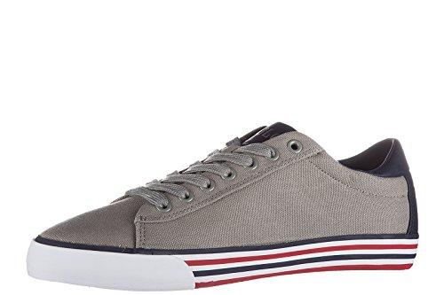 Sneakers Harvey Stripe Sole Bleu pour homme Grau