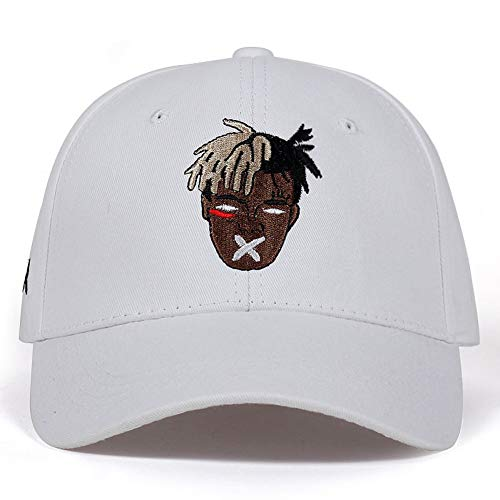 Farbe Neue Sänger Hut Dreadlocks Snapback Hut Männer Und Frauen Hip Hop Papa Hut Baumwolle Baseball Cap Knochen Garros ()
