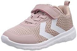 hummel Mädchen ACTUS ML JR Sneaker, Pink (Pale Liliac 3333), 30 EU