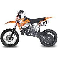 Dirtbike NRG50 14/12 49cc 9PS Crossbike Enduro Pocketbike