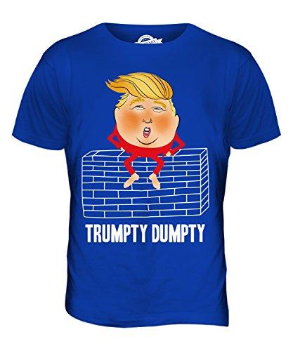 CandyMix Trumpty Dumpty Herren T Shirt Königsblau